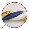 O07 Oro - Blu - Ovio