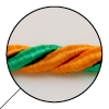 M05 Arancione - Verde